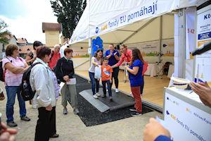 Výcvikové středisko pro záchranáře nebo pivní chrám. Projekty podpořené z evropských fondů se i letos otevřou návštěvníkům